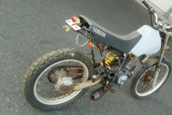 他県ナンバーのバイクを処分・廃車したい