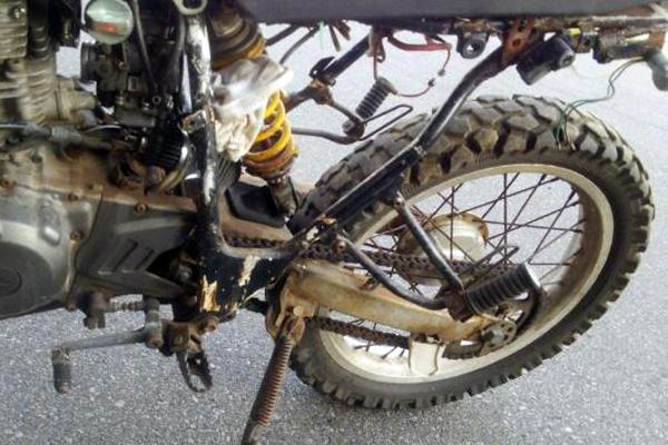 税金滞納のバイクを処分・廃車したい