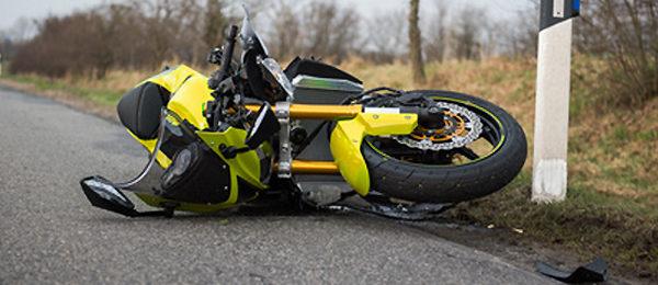 バイク事故現場引き取り